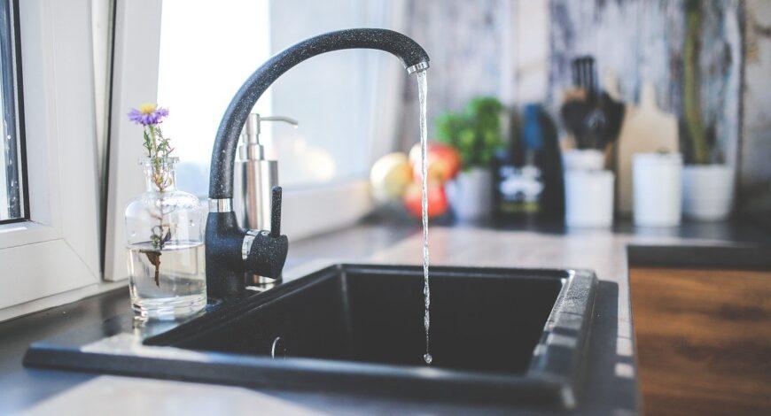 comment purifier l'eau du robinet